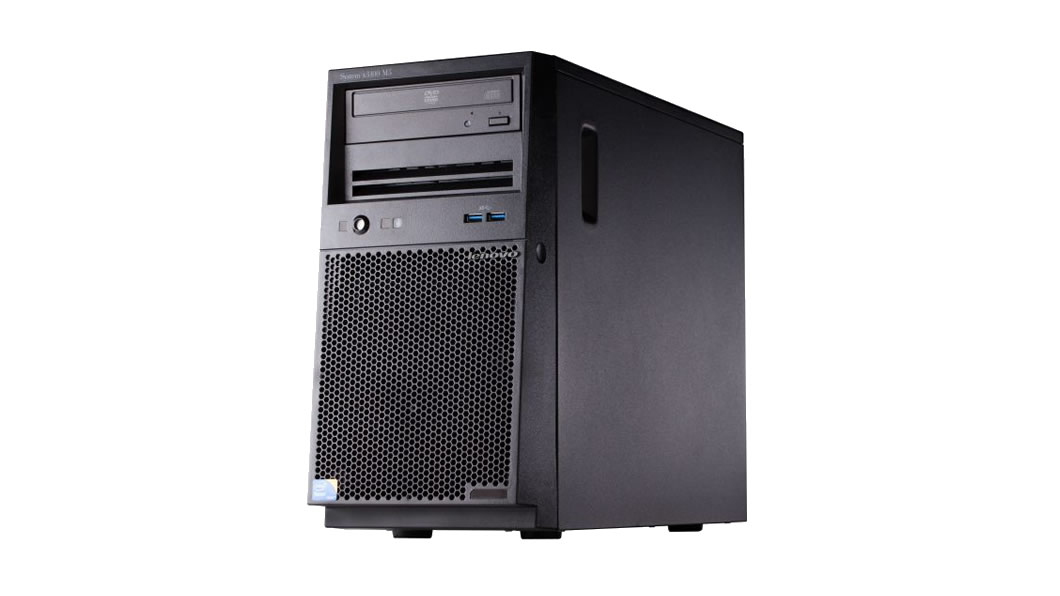 System x3100 M5 Chassis 5457C3A