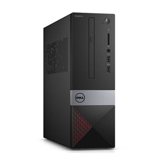 Dell Vostro 3552 J3710 (2M Cache, up to 2.64 GHz), DDR3L 4G, 500GB, DVDRW, Key + Mouse, wifi, bluetooth