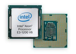 Intel® Xeon® Processor E3-1230v6 8M Cache, 3.50 GHz
