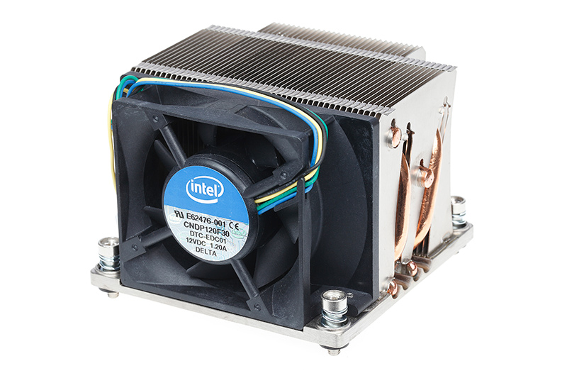 Intel E62476-001 Cooling Heatsink Fan