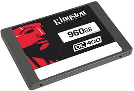 Kingston SEDC400S37/960G Ssdnow Dc400 - Solid State Drive - 960 Gb - Internal - 2.5 Inch - Sata 6Gb/S