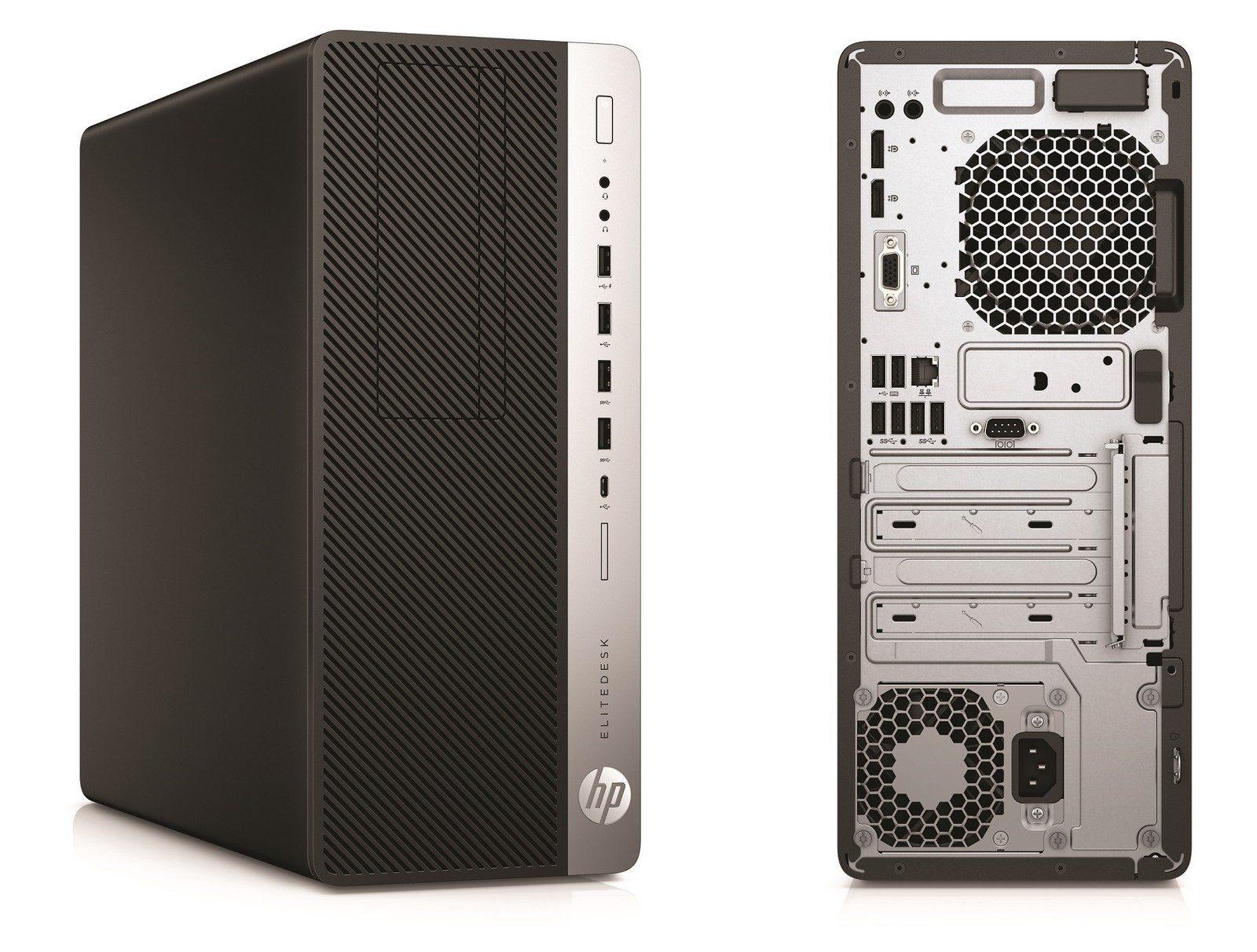Kết quả hình ảnh cho Máy tính HP ProDesk 400 G4 MT G4560 (1HT52PA)