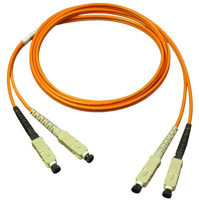 2105051-3 SC to SC dumplex multimode 10Gb