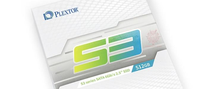 PLEXTOR  PX-512S3C (512GB)