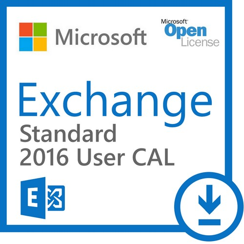 MICROSOFT ExchgStdCAL 2016 SNGL OLP NL UsrCAL