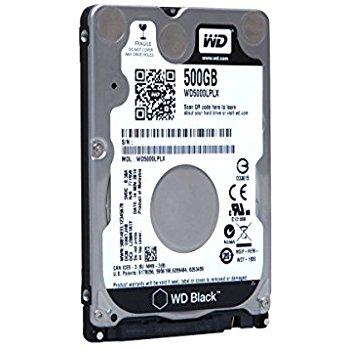 WD Black 500GB WD5000LPLX