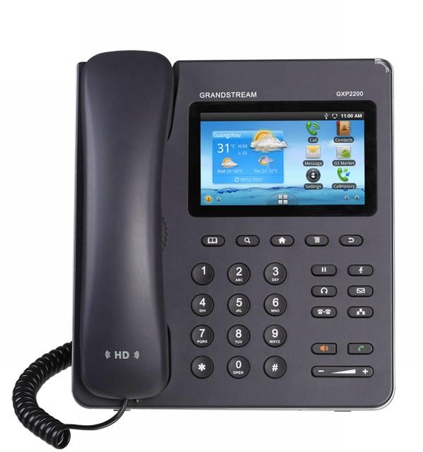 Điện thoại IP HD Grandstream GXP2200