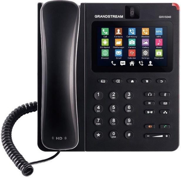 Điện thoại IP Video call Grandstream GXV3240