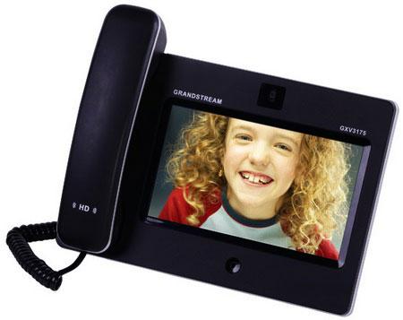 Điện thoại có hình IP Video Grandstream GXV3175