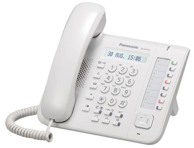Điện thoại IP Panasonic KX-NT551