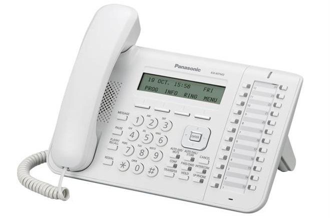 Điện thoại IP Panasonic KX-NT543
