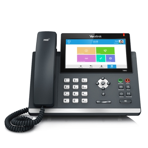 Điện Thoại IP Yealink SIP-T48G-Skype