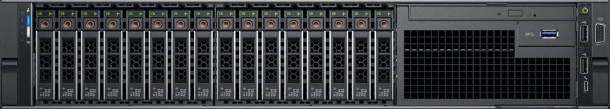 Dell EMC PowerEdge R740 - 2.5 INCH