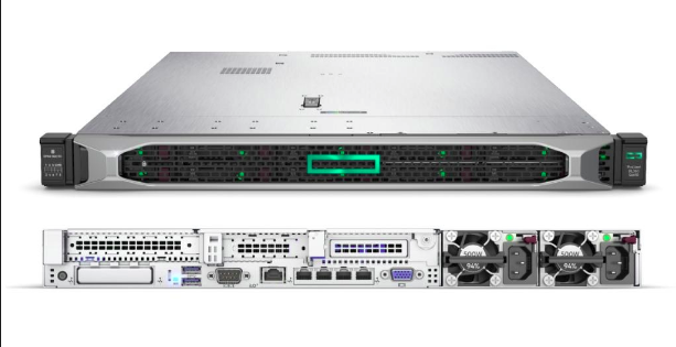 Chassis HP DL360 G10 - 2x500W Power Supply
