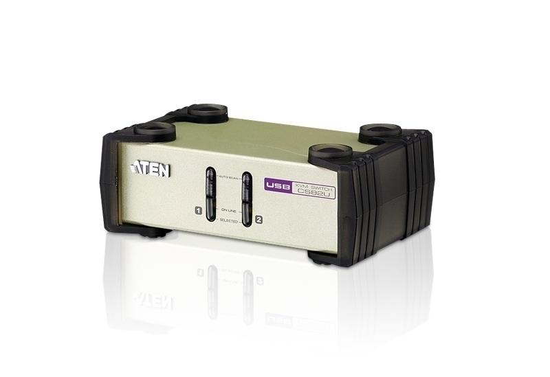Aten CS82U PS/2-USB KVM Switch