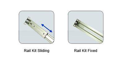 Rail Kit Fixed