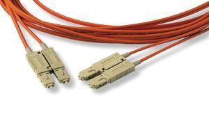 SC TO SC 3.0MM 0S2 DPX LSZH &OFNR 3M, MM