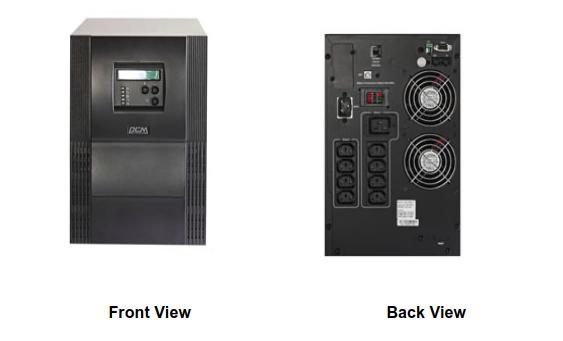 UPS Powercom VGS-2000