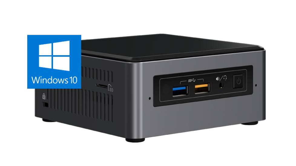 INTEL® NUC 7 HOME MINI PC - NUC7I5BNHXF