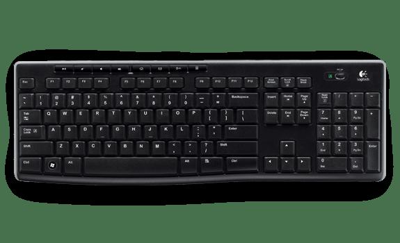 Logitech K270(Bàn phím không dây)