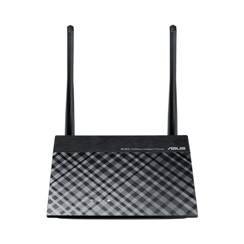 Wireless Router ASUS RT-N12+ N300Mbps