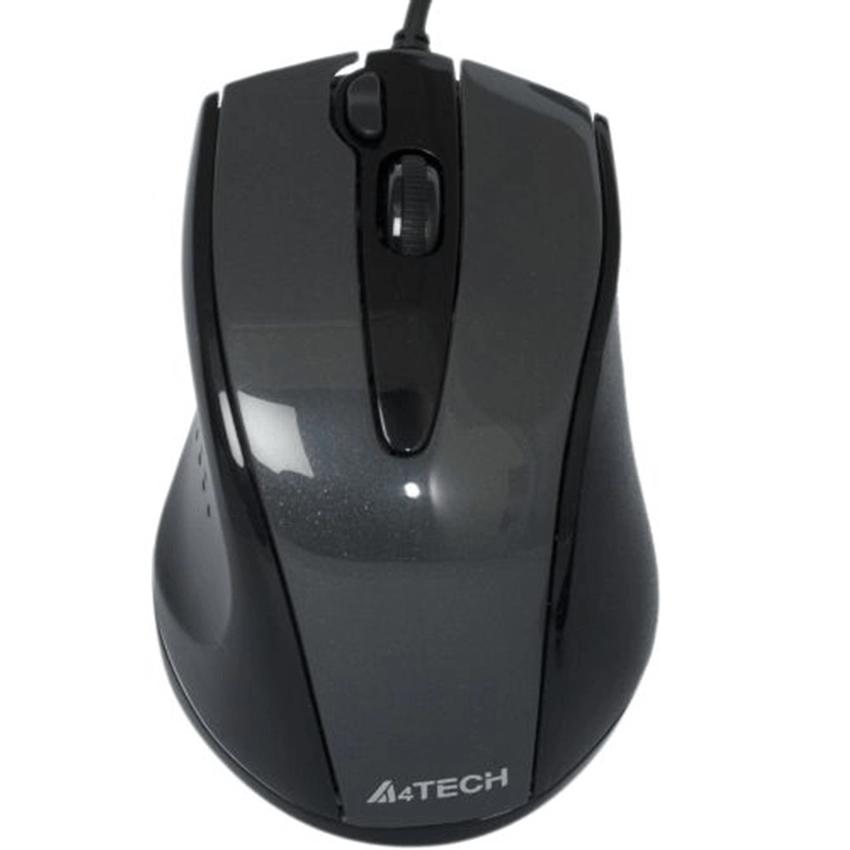 Chuột V-Track có dây cổng USB A4Tech N-500F