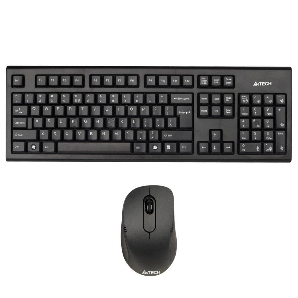 Combo chuột và bàn phím không dây A4Tech 7100N