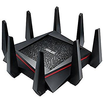AC5300 Tri-Band Gigabit Wi-Fi Gaming Router ASUS RT-AC5300