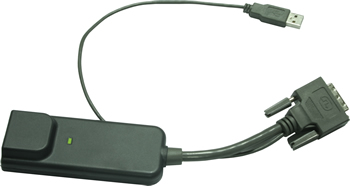 DisplayPort USB Dongle for Cat6 KVM DG-100P