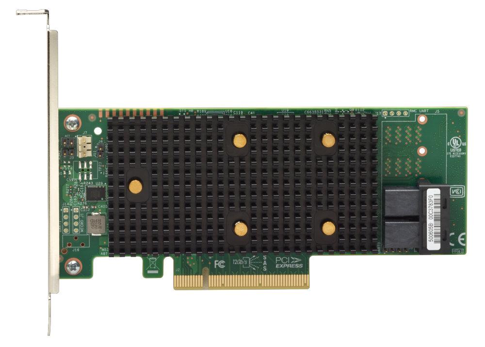 ThinkSystem RAID 530-8i PCIe 12Gb Adapter