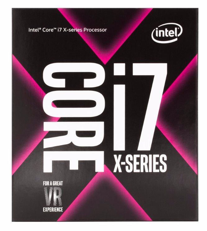 Bộ xử lý chuỗi Intel® Core™ i7-7820X X 11M bộ nhớ đệm, tối đa 4.30 GHz