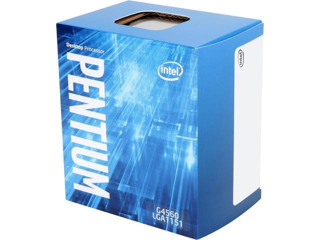 Intel® Pentium® Processor G4560 3M Cache, 3.50 GHz
