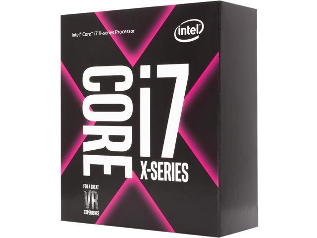 Bộ xử lý chuỗi Intel® Core™ i7-7800X (8.25M bộ nhớ đệm, tối đa 4.00 GHz)