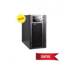 Bộ lưu điện UPS Santak True Online C6K-LCD