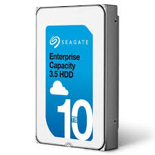 10TB Seagate Enterprise Capacity ST10000NM0096 7200RPM SAS 12.0 GB/S 256MB Enterprise Hard Drive