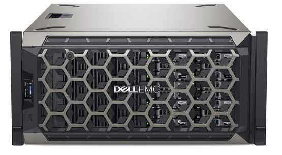 DELL 5U CHASSIS T440 8x2.5INCH ( 2 x 495W )