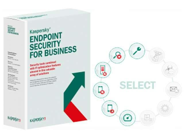 Kaspersky Endpoint Security for Business - Select 3 năm