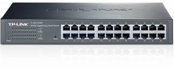Thiết Bị Mạng Switch TP-LINK 24 Port Gigabit Easy Smart TL-SG1024DE