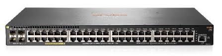 Thiết Bị Mạng Switch Aruba 2540 48G PoE+ 4SFP+ JL357A