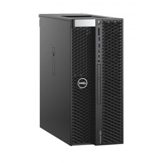 Dell Precision 5820 Tower W-2104 Ram 16Gb hdd 1TB VGA P600