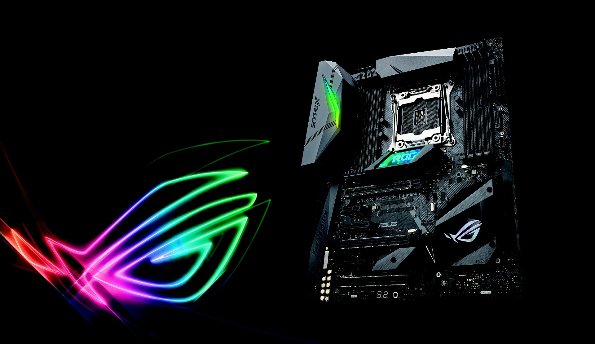 Mainboard ROG STRIX X299-E GAMING