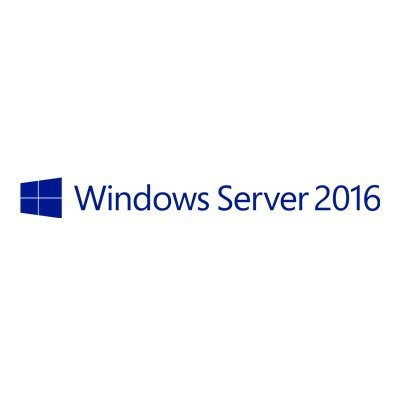 Microsoft Windows Server 2016 Datacenter Edition - License - 16 Core - OEM - Reseller Option Kit