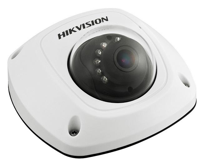 Camera IP Dome WIFI ( bán cầu ) hồng ngoại 2 MP, chống ngược sáng thực ( True WDR) chuẩn nén H.264+ HIKVISION DS-2CD2522FWD-IWS