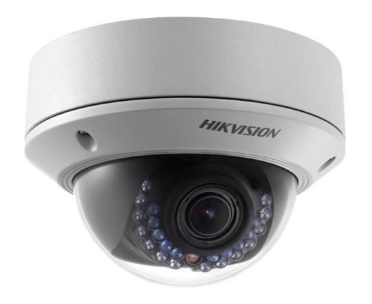 Camera IP Dome ( bán cầu) hồng ngoại 4 MP chuẩn nén H.264/MJPEG HIKVISION DS-2CD2742FWD-IS