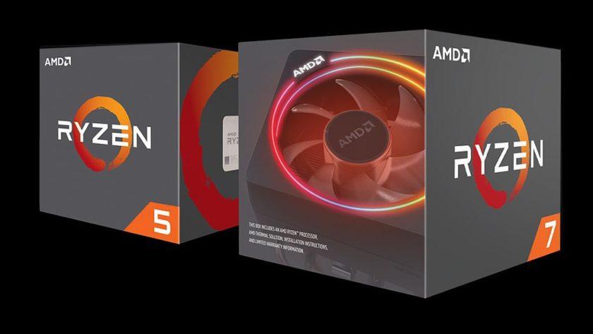 Bộ vi xử lý / CPU AMD Ryzen 7 2700X (3.7/4.3 GHz)