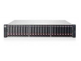 Thiết bị lưu trữ HPE MSA 1040 2-port Fibre Channel Dual Controller SFF Storage (E7W00A)