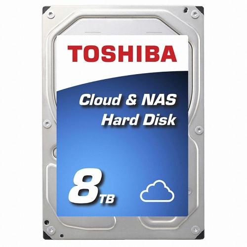 Toshiba HDD NAS 8TB