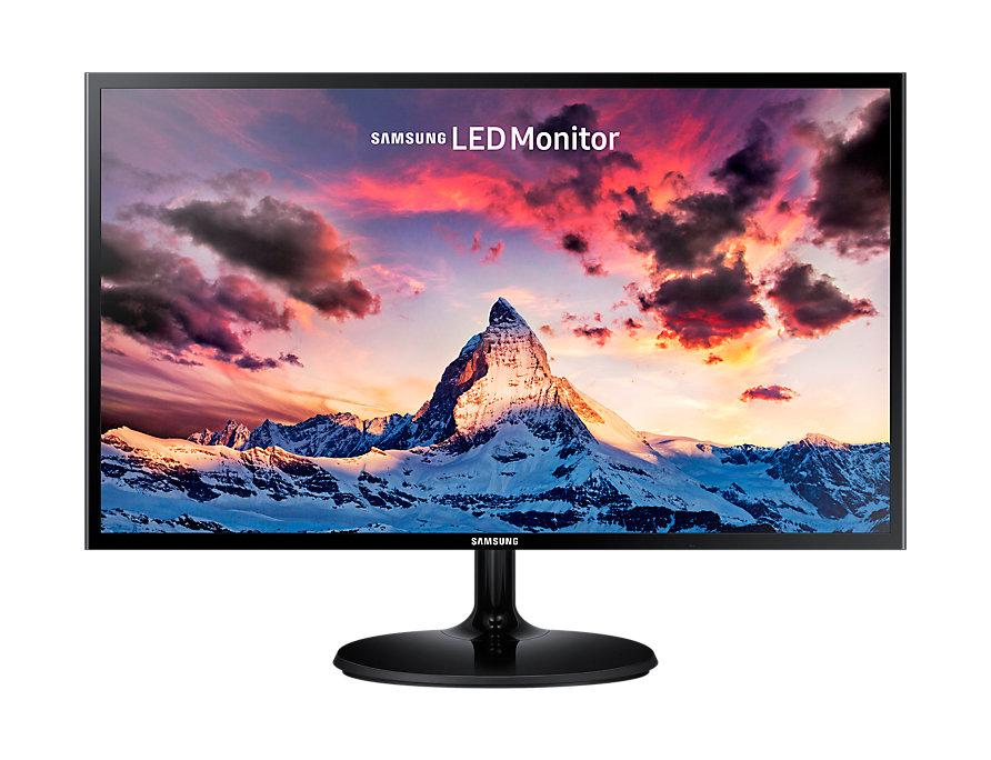 Màn Hình LCD Samsung 27inch LED (1920x1080/PLS/60Hz/4ms/FreeSync) - LS27F350FHEXXV