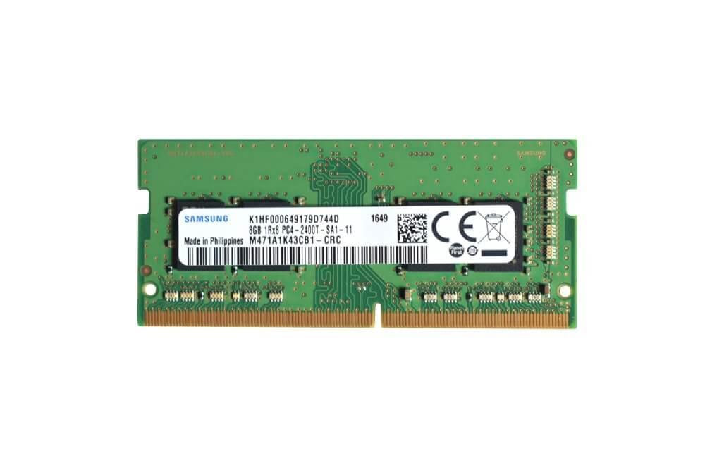 8GB (1x8GB) DDR4 2400 SO-DIMM