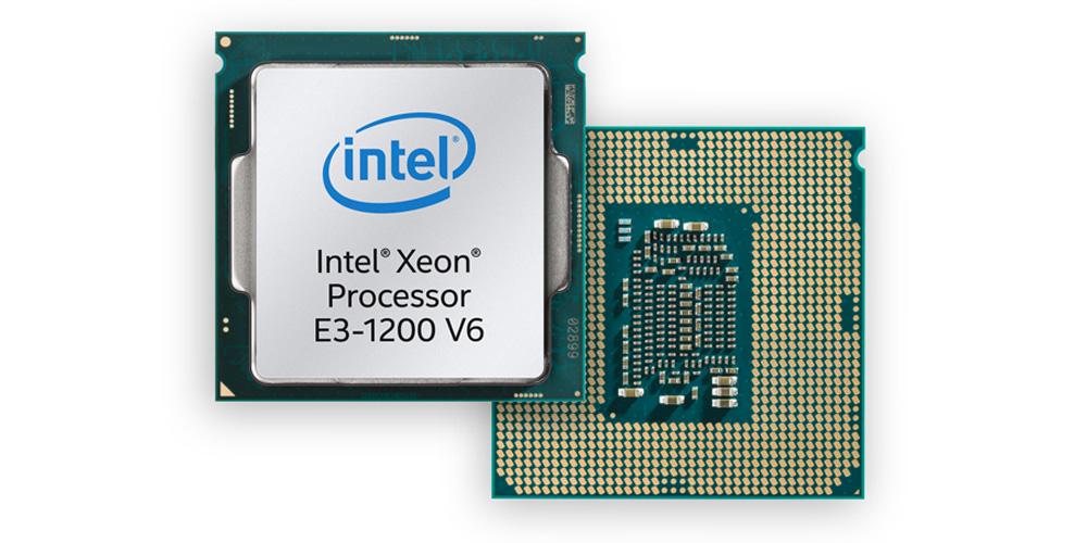 Intel® Xeon® Processor E3-1280 v6 8M Cache, 3.90 GHz